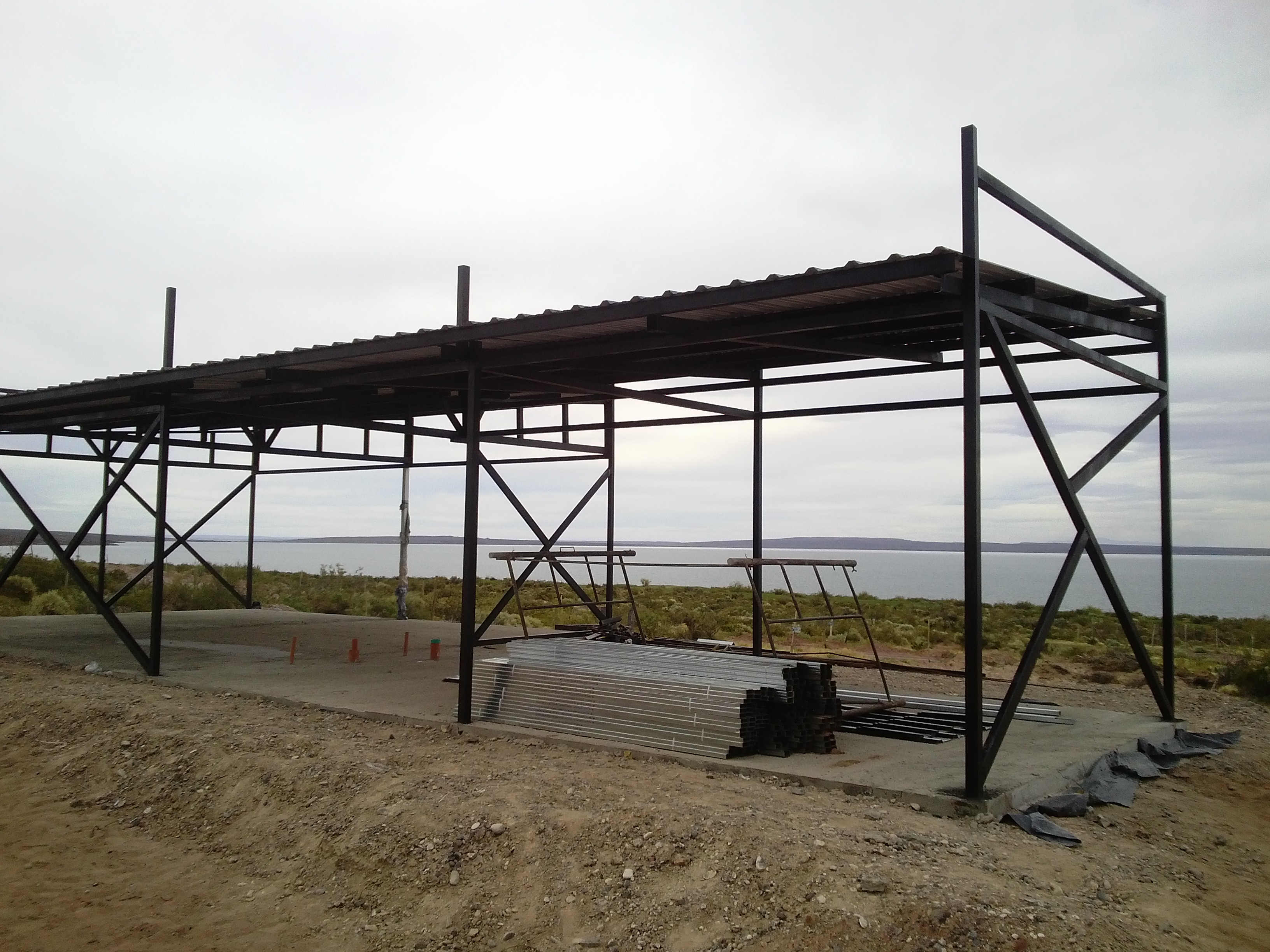 Estructuras metalicas para viviendas resultado de imagen for Estructuras de hierro para casas