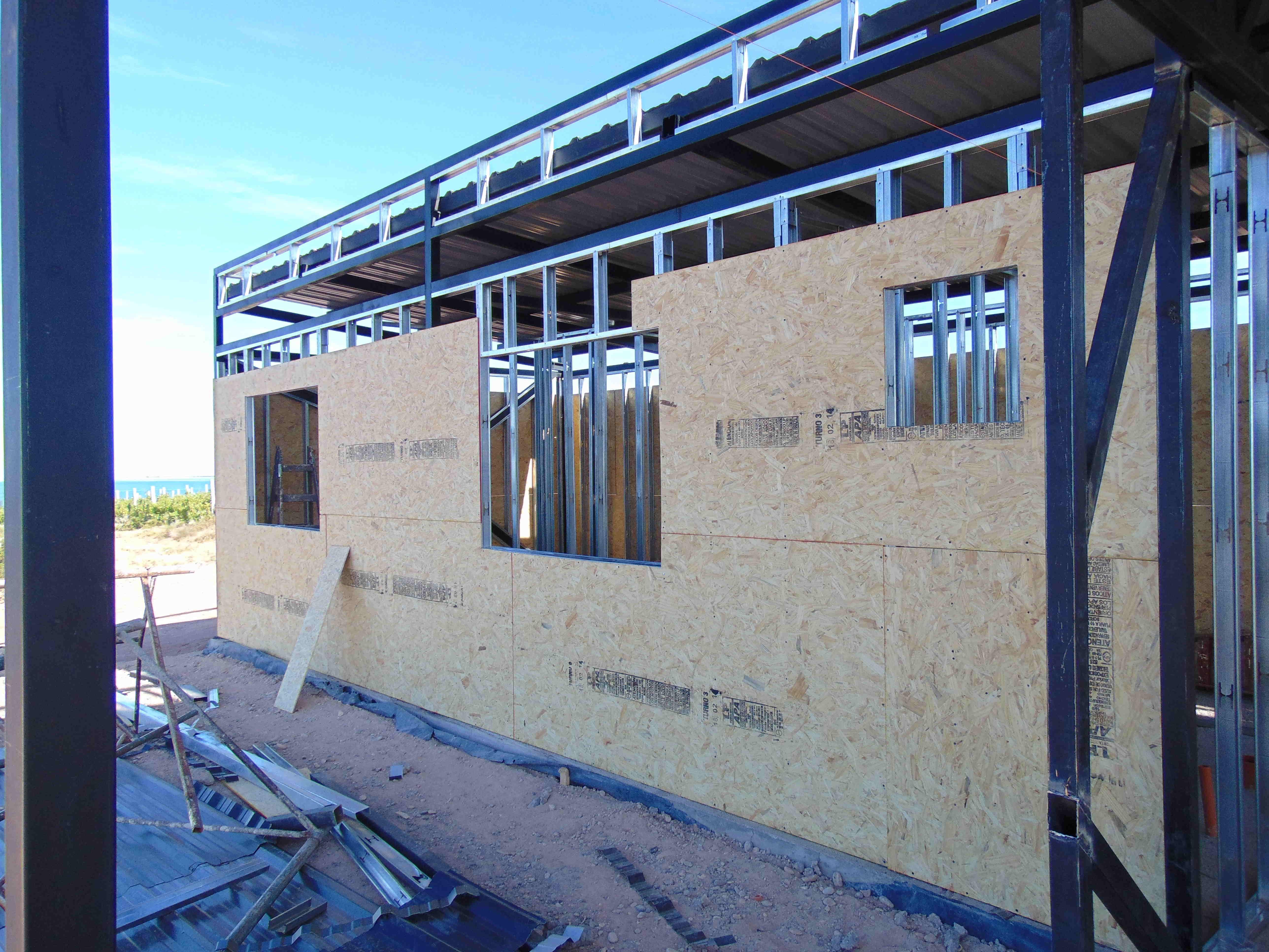 Construcci n en seco foro ver tema casas con hierro for Foro casas con vida