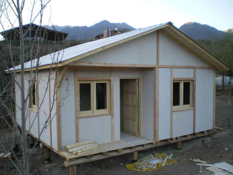 Construcci n en seco foro ver tema que es el eifs - Foro casas prefabricadas ...